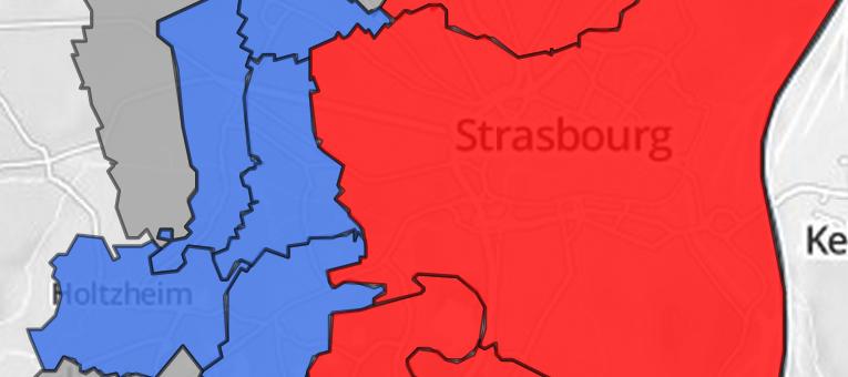 Trois scénarios qui feraient basculer l'Eurométropole à droite