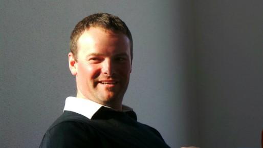 Gilles Mischler a été le 20e employé de Facebook (Photo Nicolas Gall / Rue89 Strasbourg)