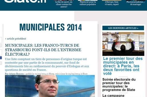 Municipales : les franco-turcs de Strasbourg font-ils de l'entrisme électoral?