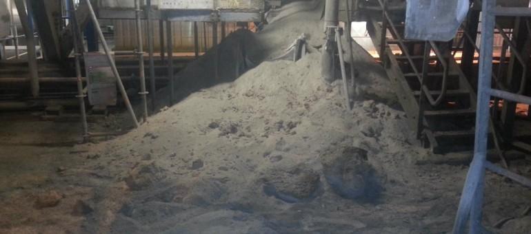 Poussières toxiques et pollution, ça chauffe à l'usine d'incinération