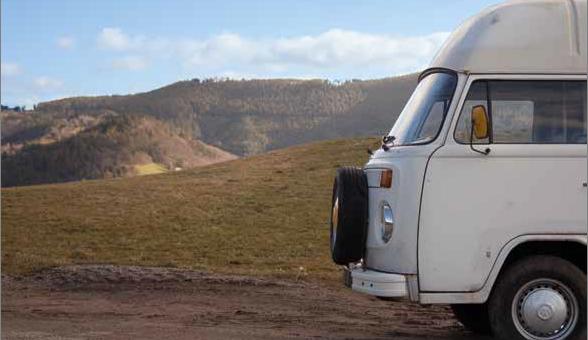 Bulli Tour Europa: à la recherche de l'identité européenne en combi VW