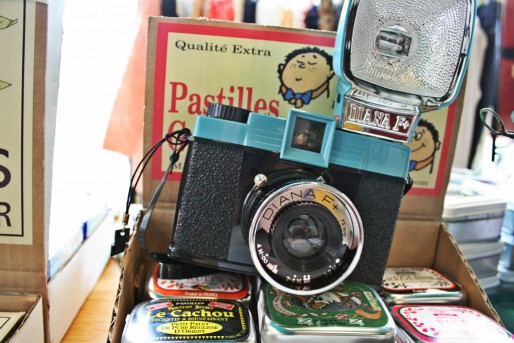 Lomography, l'appareil argentique tout-plastique qui fait des photos fun (Photo MM / Rue89 Strasbourg)