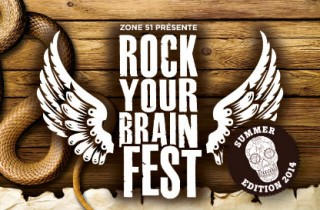 Rock Your Brain festival Selestat 2014 ( zone 51)