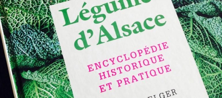 [Livre] «Légumes d'Alsace», la nouvelle bible des locavores
