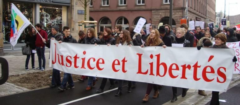 Manifestation «antifasciste» en souvenir de Clément Méric samedi