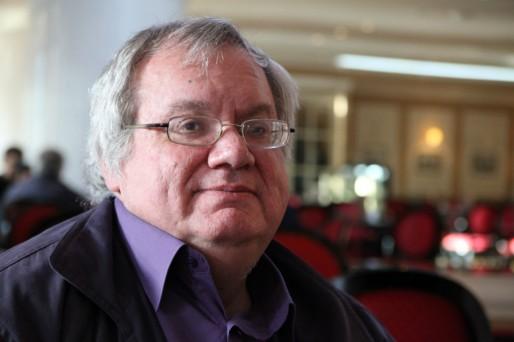 Vladimir Adamcek enseigne l'allemand au lycée de la Vieille Ville. Selon lui, l'entrée de la Croatie dans l'Union européenne est une garantie de ne plus connaître de régime communiste. (Photo BC / Bulli Tour Europa)