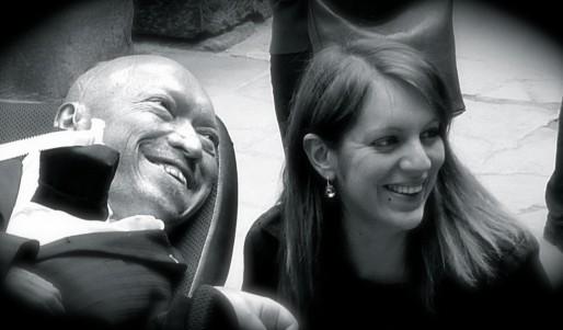 Marcel Nuss et sa compagne, Jill (document remis)