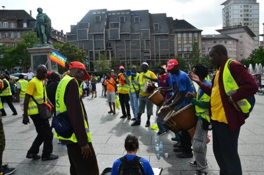 La marche pour la liberté partira de Strasbourg le 20 mai pour rejoindre Bruxelles le 10 juin. (doc remis/ATMF/cc)