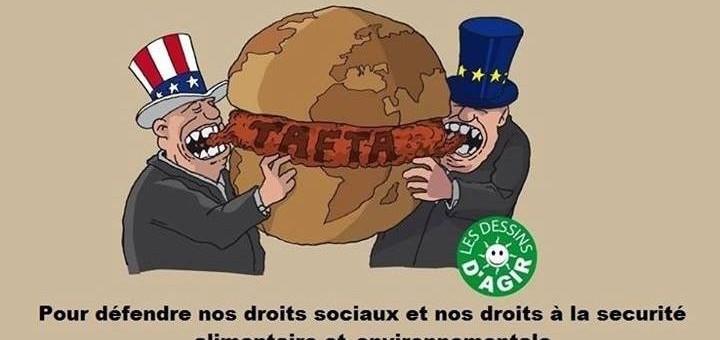 Mobilisation contre le Traité transatlantique samedi à Strasbourg