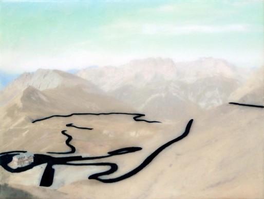 Tarvail réalisé par Maja Weisser, l'une des artistes de la FABRIKculture (Doc remis)