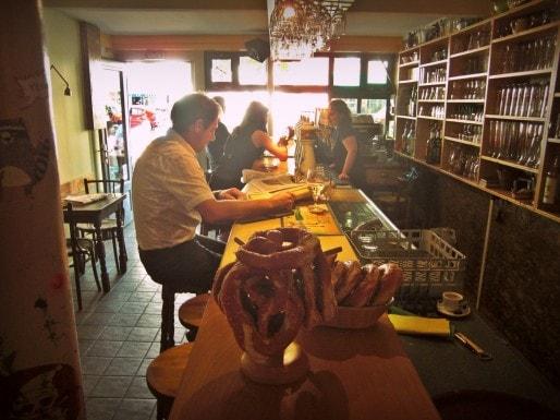 Le marché bar