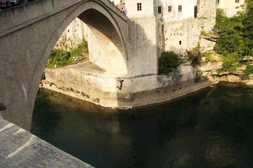 Mostar saut