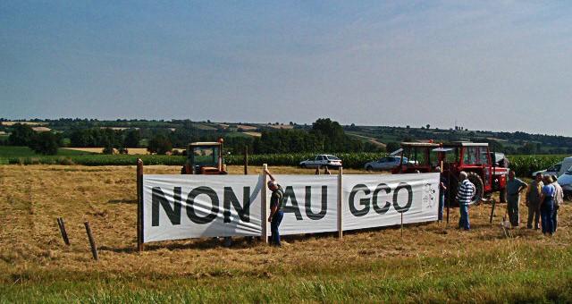 Inauguration d'une première cabane anti-GCO samedi