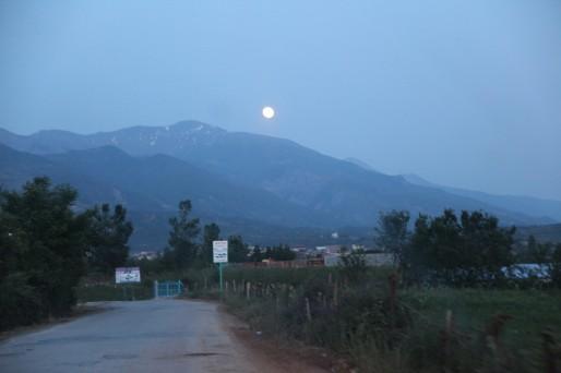lune albanie