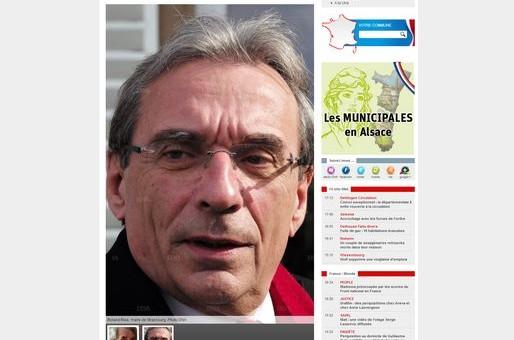 Strasbourg en lice pour rester capitale de la région Alsace-Lorraine