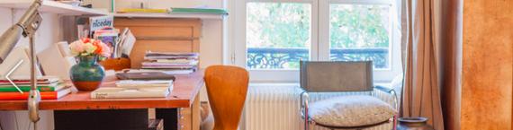 Gianfranco et Olivier proposent leur appartement, à la Krutenau, à la location sur le site Airbnb (Capture d'écran via Airbnb)