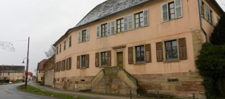 Bagarre et pétition à Entzheim pour sauver une maison alsacienne