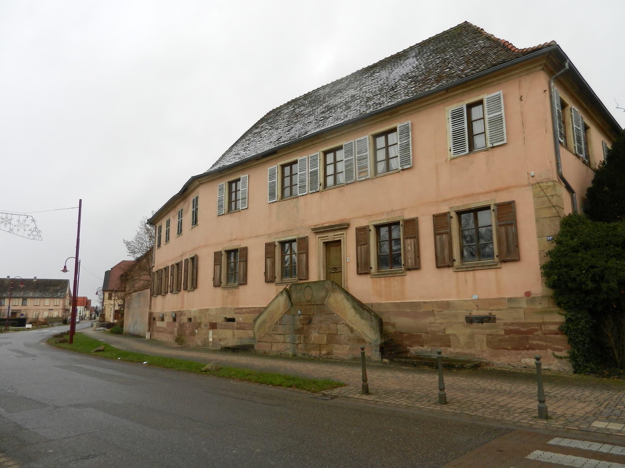 Rénover Une Maison Alsacienne bagarre et pétition à entzheim pour sauver une maison alsacienne