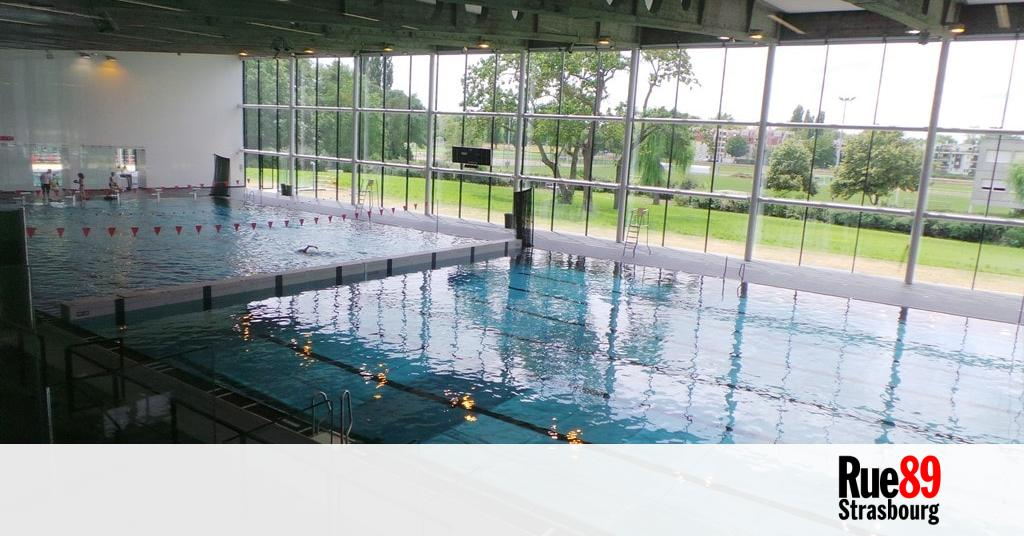 R ouverture de la piscine de la kibitzenau plus lumineuse for Piscine wacken