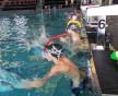 Le grand bassin est aux normes internationales pour les compétitions L'aspect extérieur a été complètement repensé par Dieter Feichtinger, avec l'ambition de créer une structure aux lignes épurées. (Photo PF / Rue89 Strasbourg / cc)