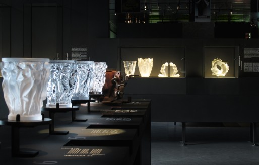 Salle du musée Lalique (Photo Musée Lalique)