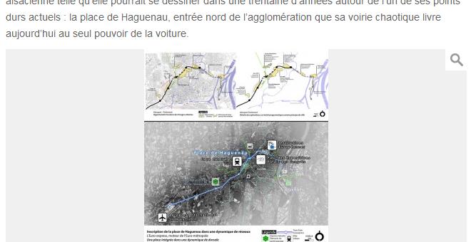 Un tram-train pour relier l'aéroport au parc des expos en 2050?