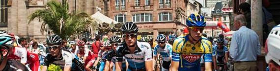 Derrière la course, des enjeux économiques importants pour la région Alsace (Capture d'écran page / Tour Alsace sur Facebook)