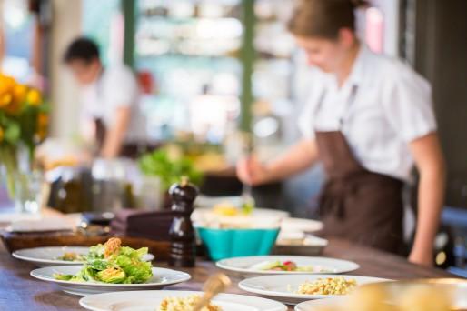 """Les restaurateurs perdus par le décret """"fait maison"""" (Photo Thomas Hawk / Flickr / cc)"""