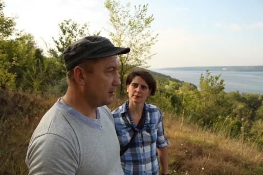 Iouri Ivanov vit dans l'enclave moldave en Transnistrie. En 1992, il s'est battu pour Chisinau contre les séparatistes.