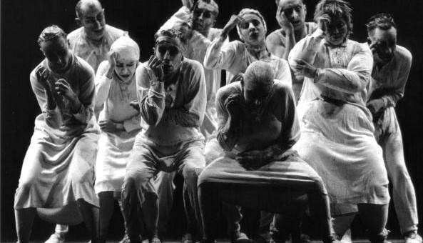 Les joyaux de la danse contemporaine, en pleine figuration à Pôle Sud