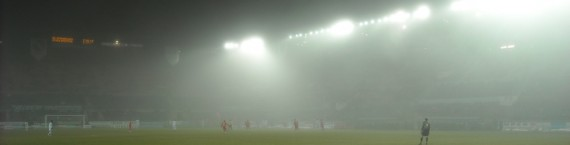 Le brouillard peut-il se dissiper au Racing ? (Photo Paolo / Blog Fièvre Bleue)