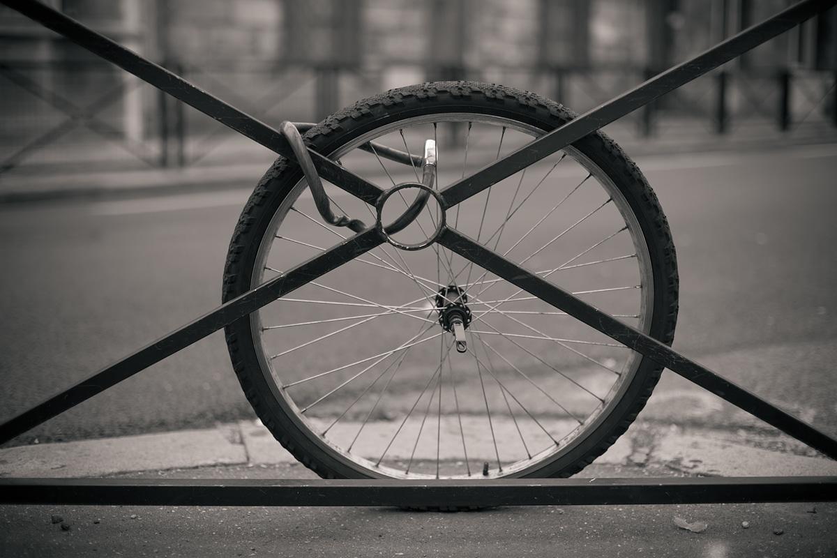 Accroche Velo pour vélos volés : trop facile !