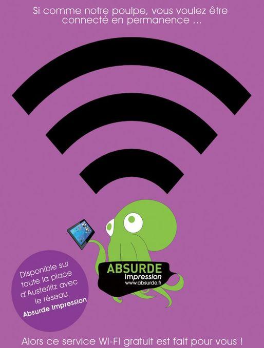 Absurde Free WiFi (document Absurde)
