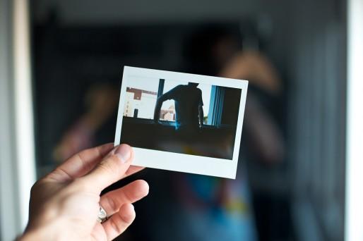 """""""J'essaie de rester invisible ; ça énerve ou ça rend curieux."""" (Photo Chill / tumblr)"""