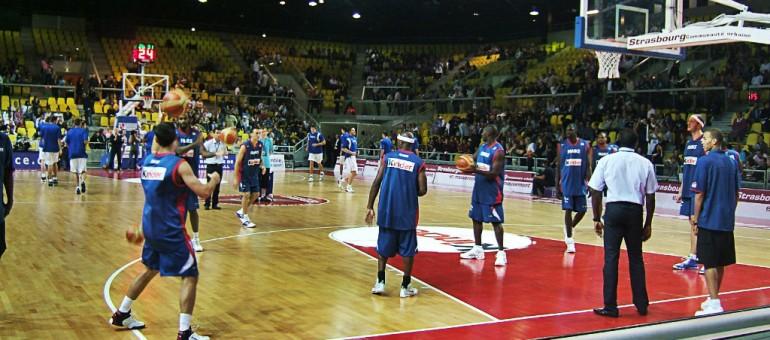 Basket : la France toujours à Strasbourg en prépa, mais jamais quand ça compte