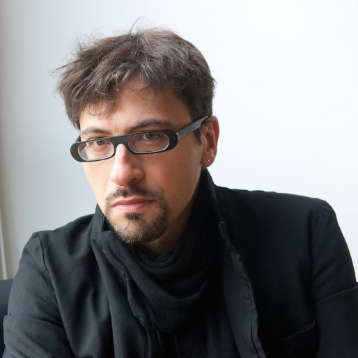 Le compositeur Francesco Filidei (Document remis © Philippe Stirnweiss)