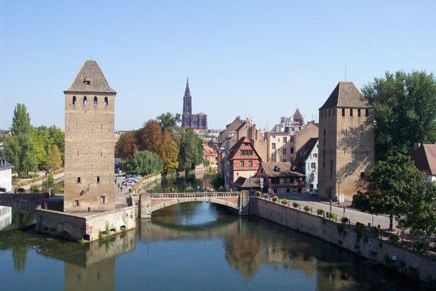 Les canaux de la Petite France fourniront un peu d'air frais bienvenu (Photo Christina / Wikimedia Commons / cc)