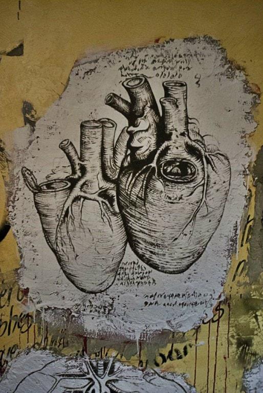 Anatomie du coeur humain, par Léonard de Vinci (Thierry Ehrmann / Flickr / cc)