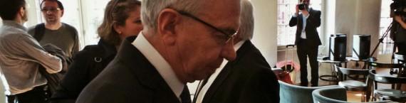 L'ancien président de Coop Alsace, Christian Duvillet, est visé par les plaintes déposées (Photo PF / Rue89 Strasbourg / cc)