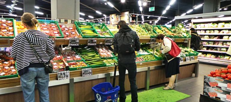 Pourquoi les fruits et légumes alsaciens sont rares dans les hypermarchés
