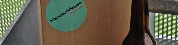 Monsieur Mousse livre aussi du saucisson, du salami et de la limonade! (Photo Monsieur Mousse)