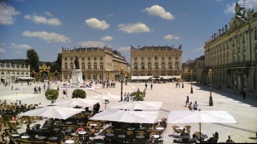 La place Stanislas de Nancy, classée au patrimoine mondial de l'UNESCO. (Photo Flickr / Aurélien Schvartz / cc)