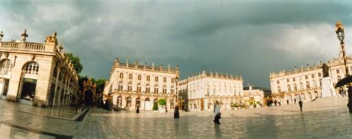 La place Stanislas à Nancy (Photo Arnaud Malon)