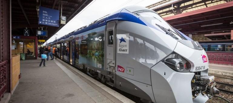 Les nouveaux trains Régiolis à rebours des déplacements intermodaux