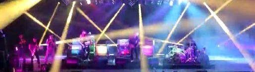La vidéo du concert de M à la Foire aux Vins de Colmar (capture d'écran YouTube)