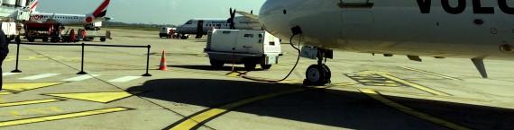 Volotea va rejoindre Air France/HOP! en résidence à l'aéroport de Strasbourg. (BR/Rue89 Strasbourg)
