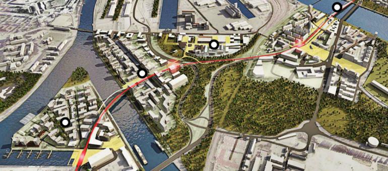 Carte interactive : l'urbanisation du port-du-Rhin se précise