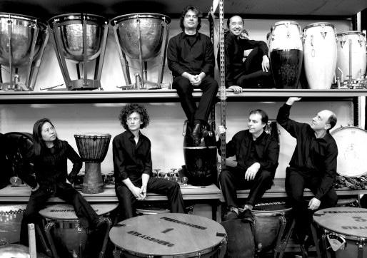 Les Percussions de Strasbourg ouvrent leurs portes. Et c'est rare! (Charlotte Michaillard/DR)