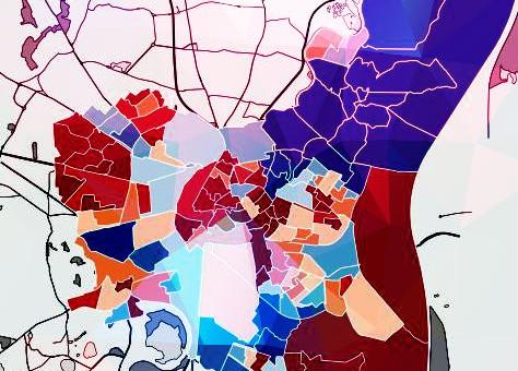 Municipales : l'ouest de Strasbourg, la bataille de 2020