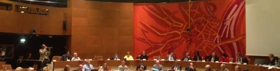 Le conseil municipal de Strasbourg (Photo JFG/ Rue89 Strasbourg)